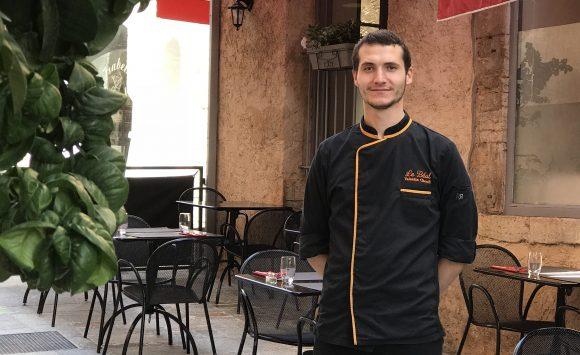Le Portrait du Chef CHERIFI Valentin dans son quotidien